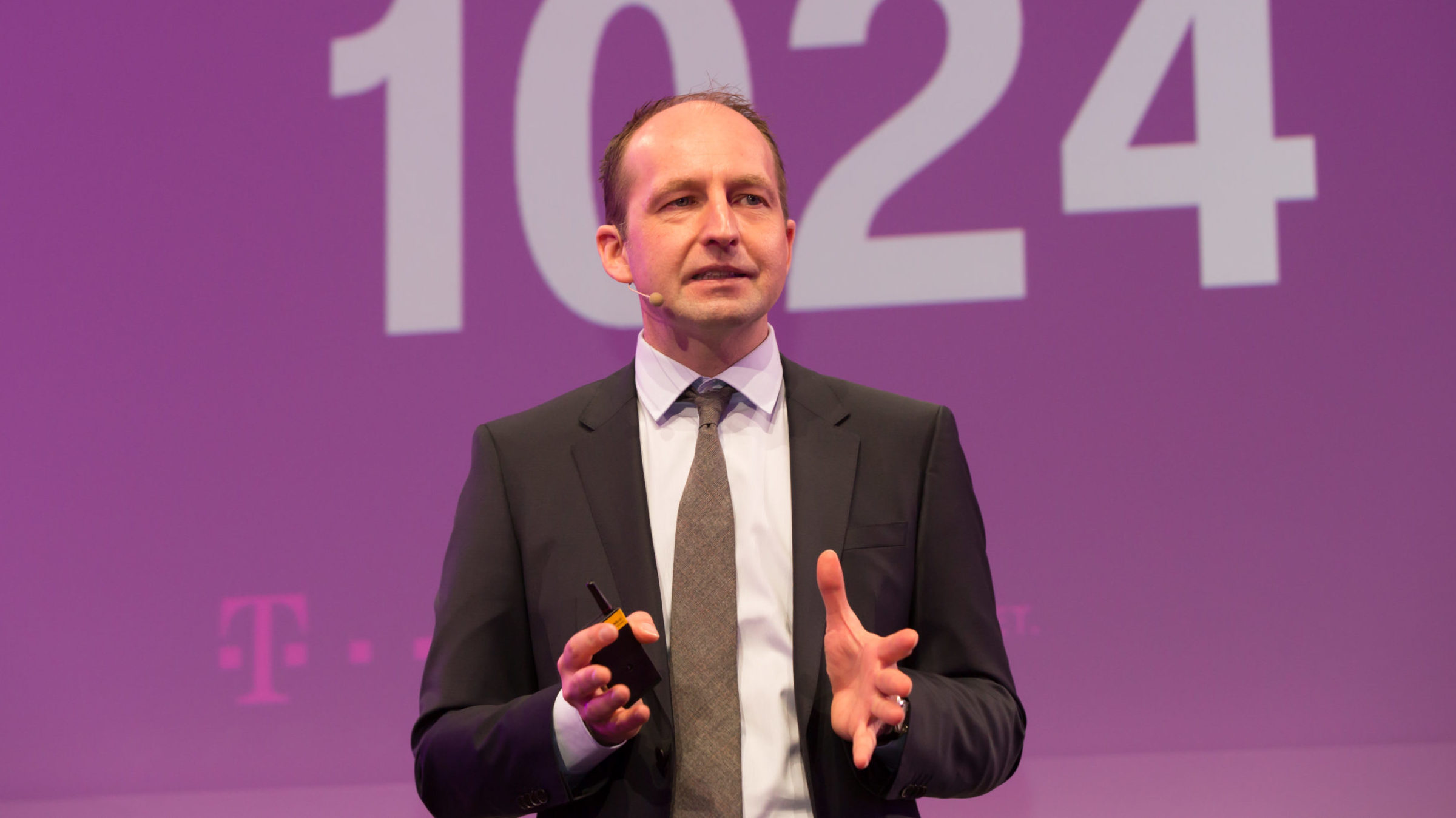 Sven Krüger, CMO T-Systems International GmbH