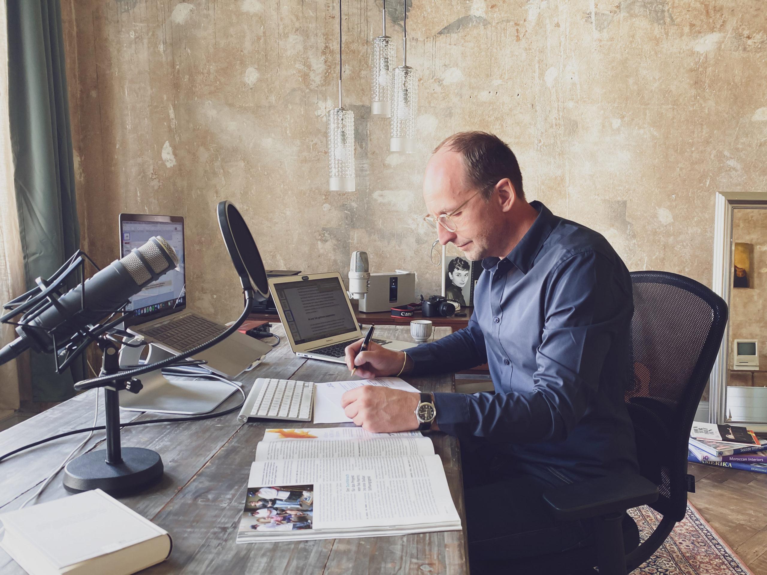 MAKEbelieve Podcast mit Sven Krüger